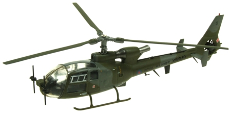 1/72 WESTLAND GAZELLE XW849 ROYAL MARINES GLADYS